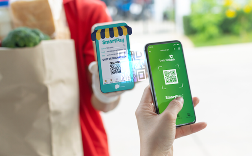 Mobile payment users in Vietnam rank third in the world ảnh 1