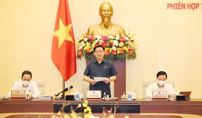 NA Standing Committee opens third session ảnh 1