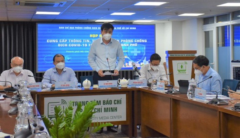 HCMC issues safety criteria to control Covid-19 by end of September ảnh 1