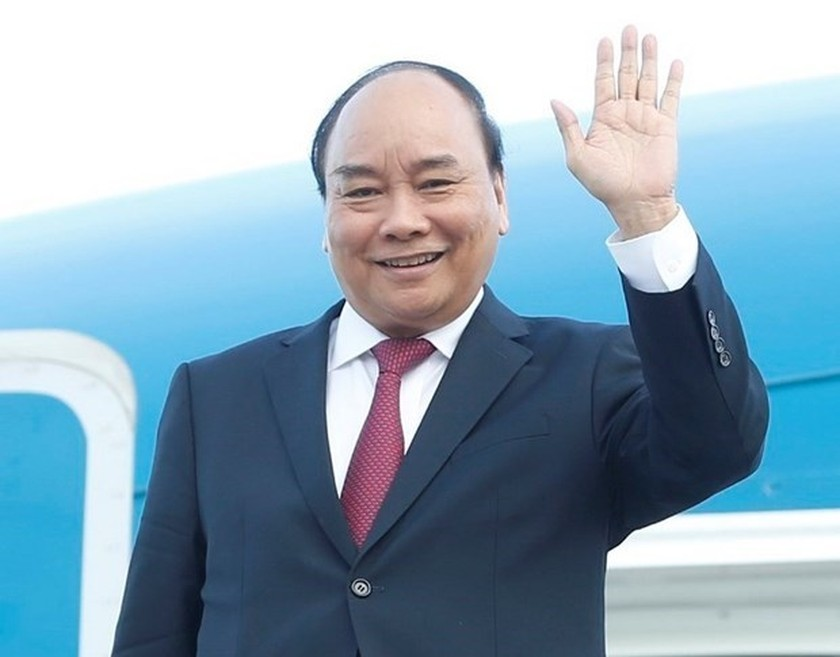 President leaves for Cuba official visit, UN General Assembly's general debate ảnh 1