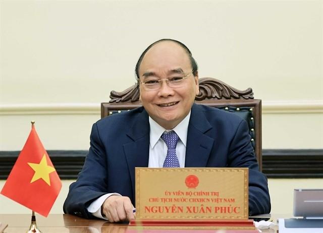 President shares children's Mid-Autumn Festival joy ảnh 1