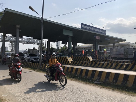 Rach Mieu Bridge, Dau Giay toll stations resume operation on Sep-20  ảnh 2