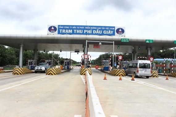 Rach Mieu Bridge, Dau Giay toll stations resume operation on Sep-20  ảnh 1
