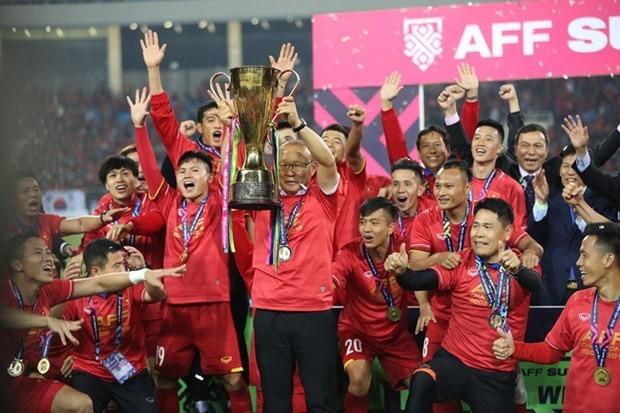 Vietnam to compete in AFF Suzuki Cup's in Group B ảnh 1