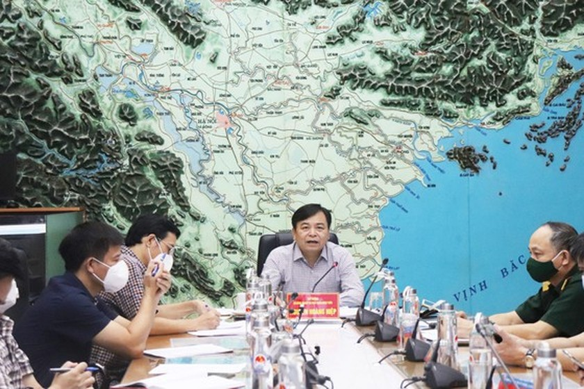 Localities urged to deal with upcoming tropical storm ảnh 1