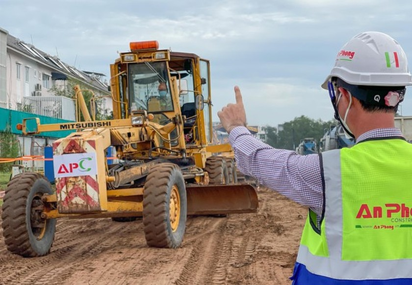Thu Duc City resumes four construction projects ảnh 1