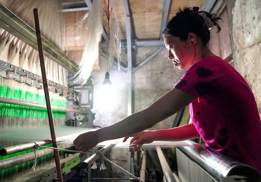 Traditional trade villages step-by-step restore production activities ảnh 6