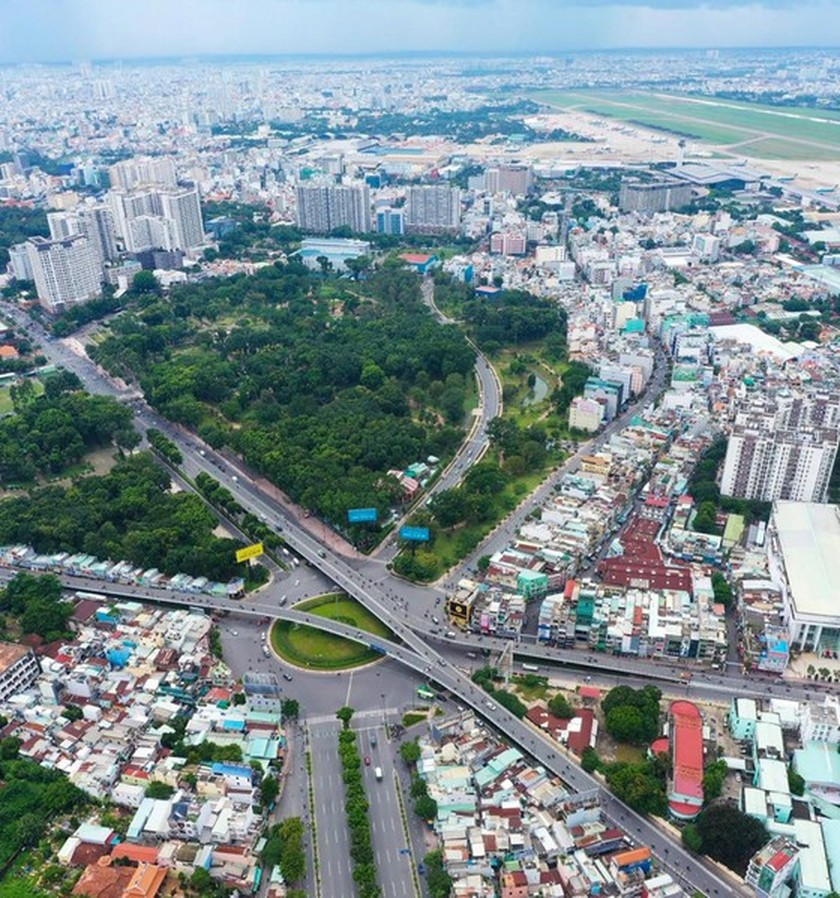 HCMC urgently completes traffic infrastructure linking to Tan Son Nhat Airport ảnh 1