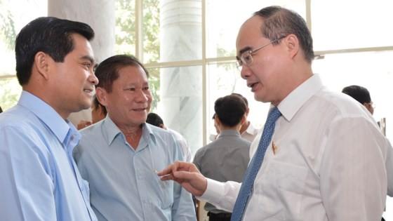 HCMC slowly tackles flooding, traffic jam, environmental pollution ảnh 1