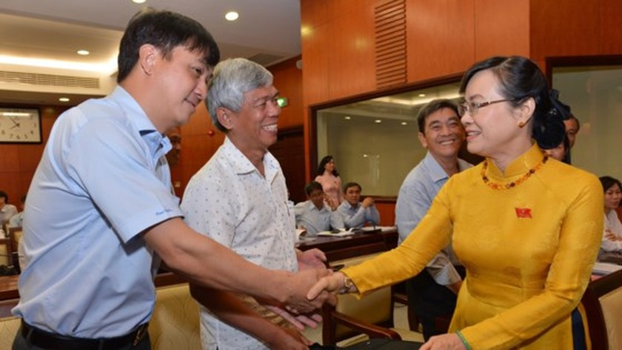 HCMC slowly tackles flooding, traffic jam, environmental pollution ảnh 2