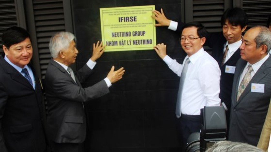 Neutrino Physics Group established in Binh Dinh province ảnh 2