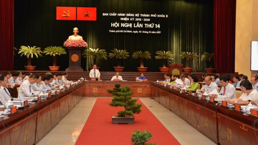 HCMC posts year on year GRDP growth rate ảnh 1