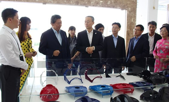 Vietnam-South Korea trade expected to reach $100 billion in 2020 ảnh 1