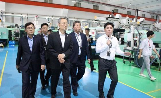 Vietnam-South Korea trade expected to reach $100 billion in 2020 ảnh 2