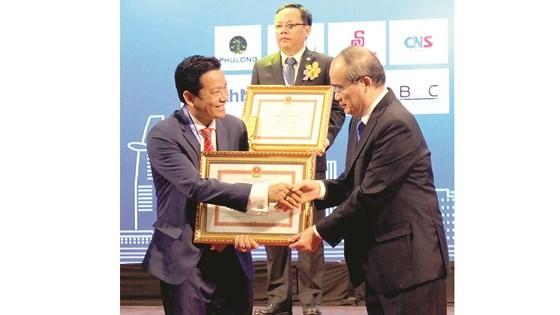 HCMC applauds successful businesses 2018 ảnh 1