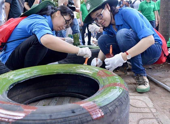 HCMC launches anti-littering campaign ảnh 2