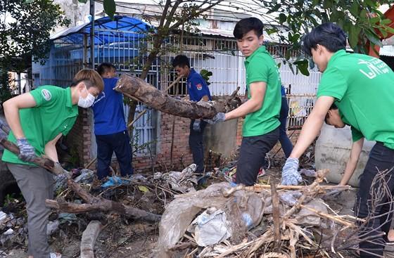 HCMC launches anti-littering campaign ảnh 3