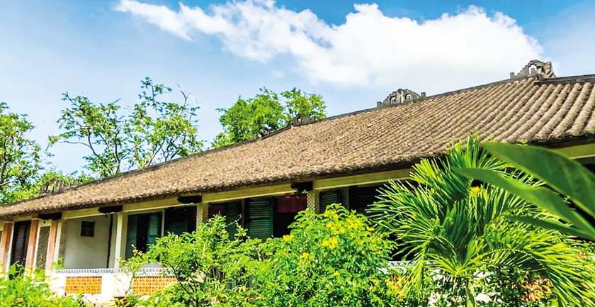 One hundred pillar house- unmissable destination for discoverors ảnh 1