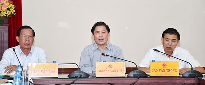 State capital suggested for bridge construction in Mekong Delta ảnh 1
