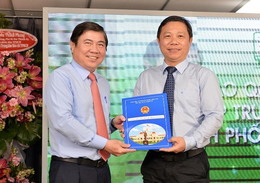 First Press Center in Vietnam comes into operation ảnh 4