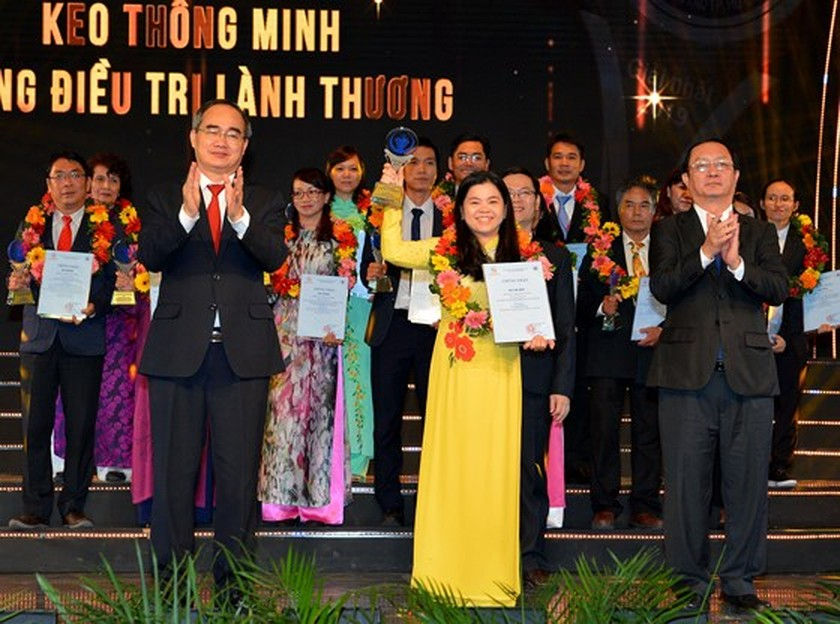 HCMC honors inspiring creators with reputable award for first time ảnh 5