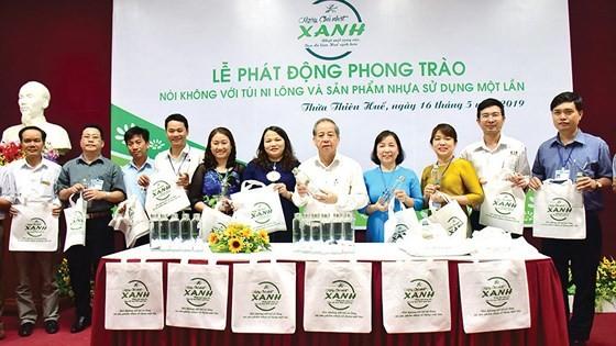 Plastic waste elimination efforts underway in Vietnam ảnh 4
