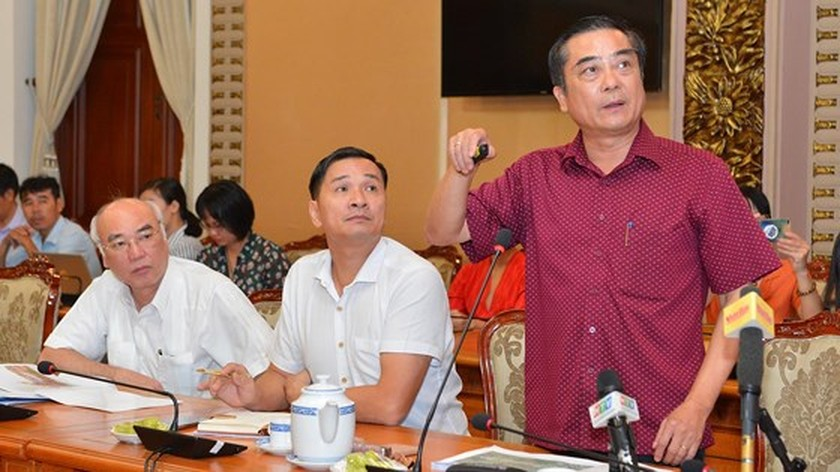 City Party Chief hears proposal to turn landfill sites into green urban areas ảnh 1