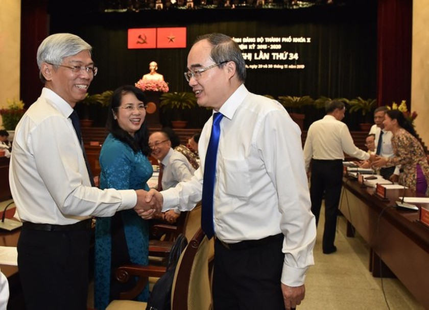 HCMC Party Chief underlines living environment improvement to lure investors ảnh 1