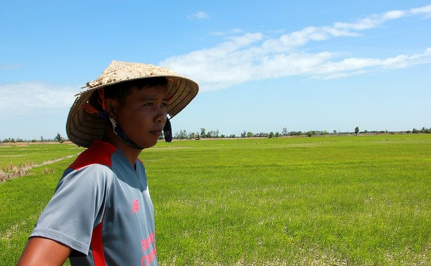 Mekong Delta copes with drought, salt intrusion during Tet holiday ảnh 8