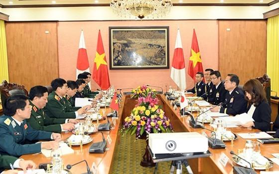Top officer of Japan's Self-Defence Forces visits Vietnam ảnh 2