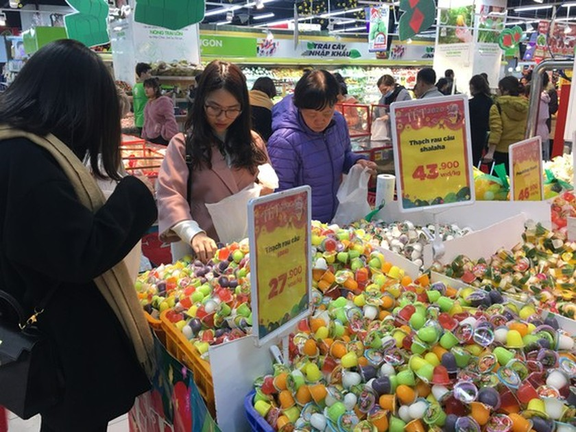 Ministry requires businesses to increase goods supply for Hanoi ảnh 1