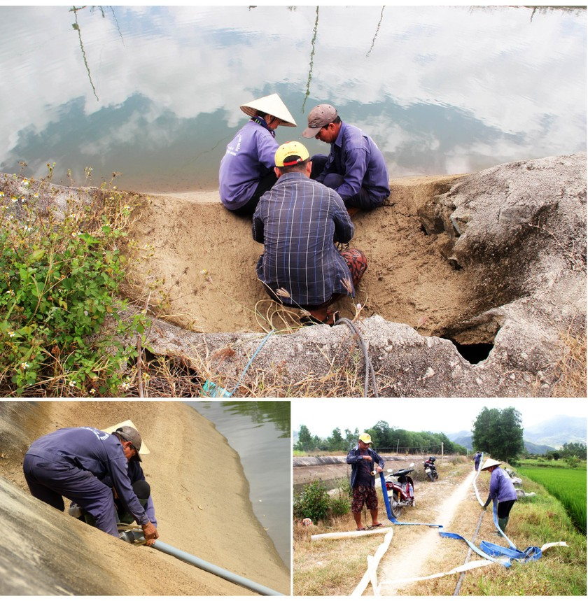 Farmers struggle with drought, water shortage in Central region  ảnh 12