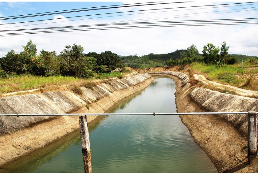 Farmers struggle with drought, water shortage in Central region  ảnh 13