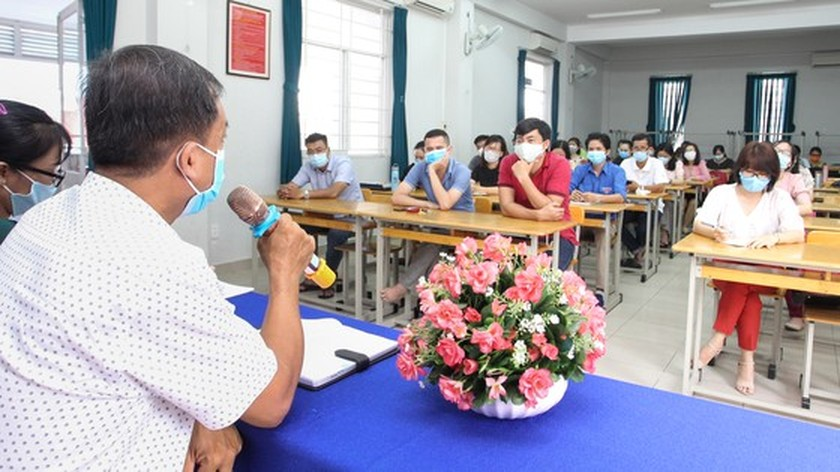 HCMC ready to receive students back ảnh 7