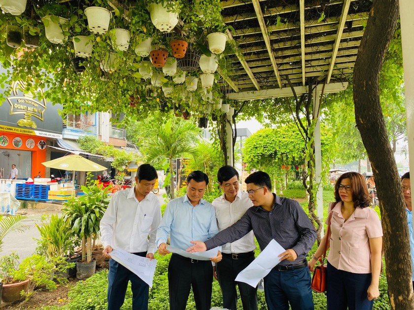 First district hands over premise for second metro line project ảnh 1