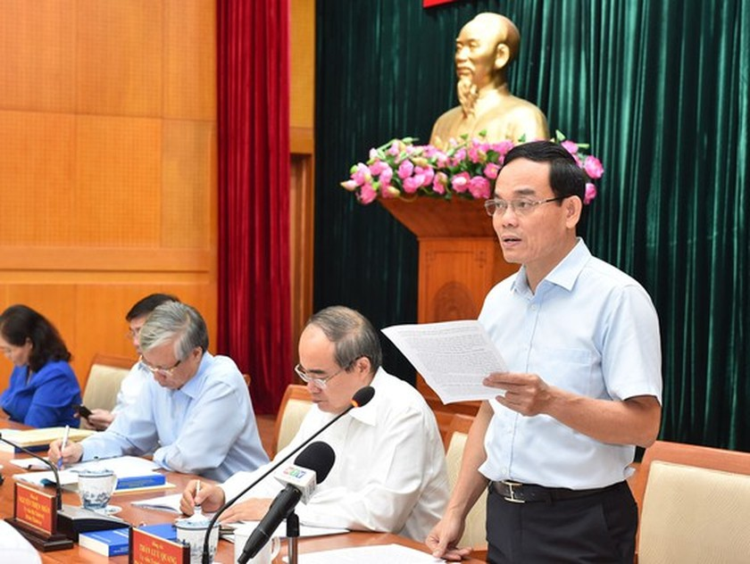 Science-technology must become main driving force in HCMC: Party Leader ảnh 3