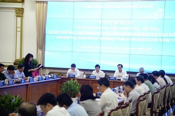 HCMC focuses on disbursement of public funds, business support ảnh 1
