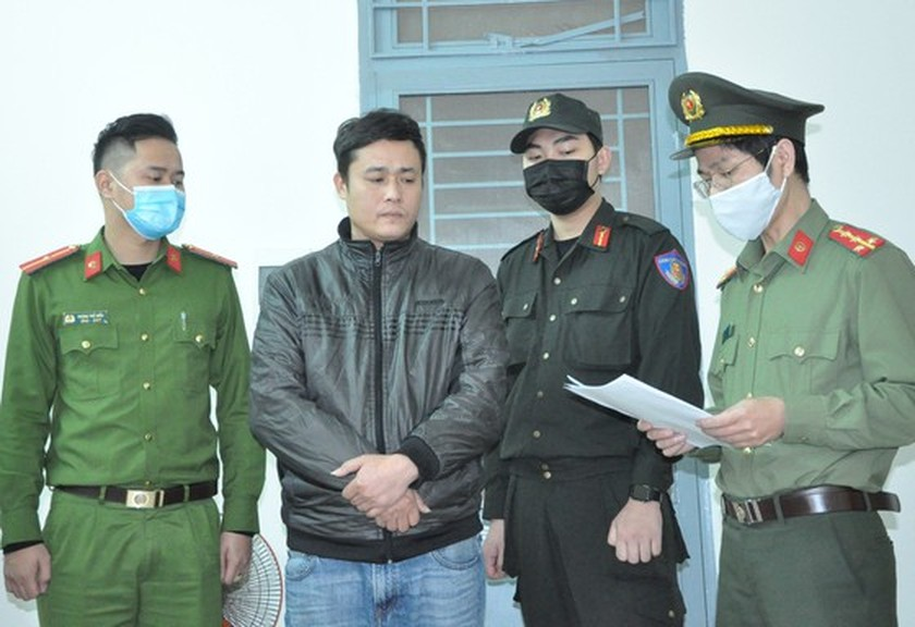 Two men arrested for smuggling Chinese immigrants into Vietnam ảnh 1