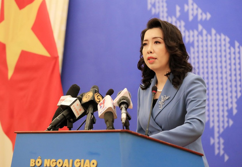 Vietnam requests businesses to respect its sovereignty over Hoang Sa, Truong Sa ảnh 1
