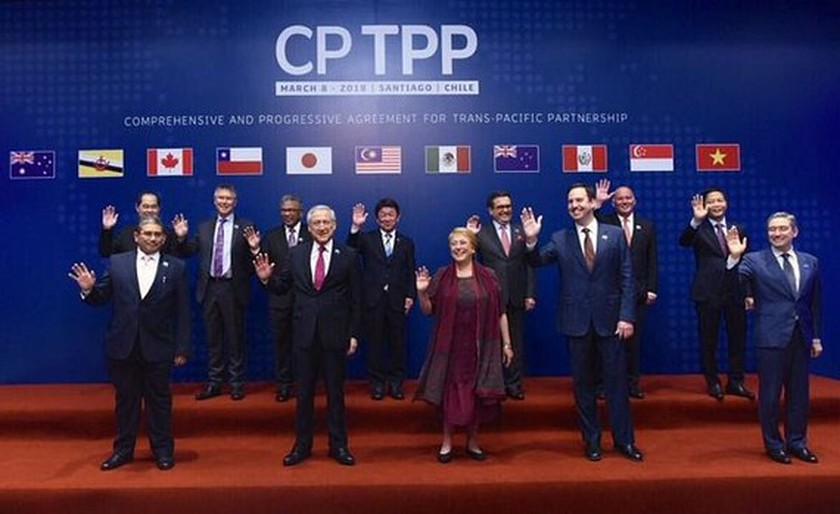 Several factors support US to renegotiate CPTPP ảnh 1