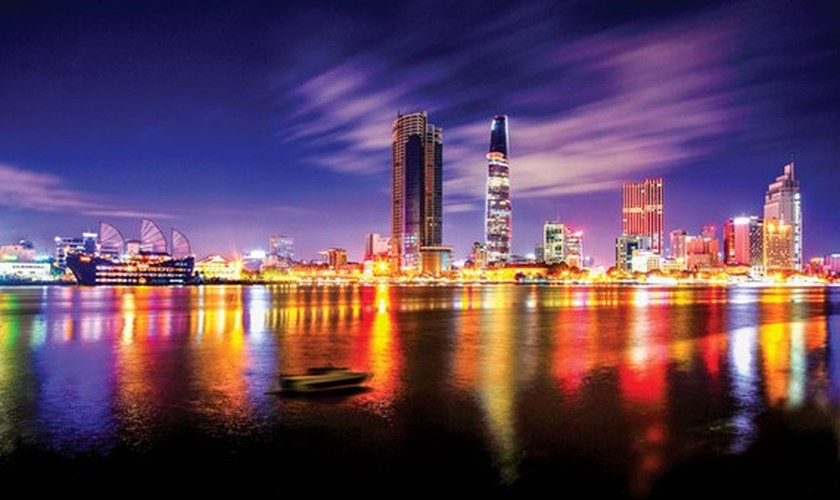Ho Chi Minh City ideal base for international financial center ảnh 1