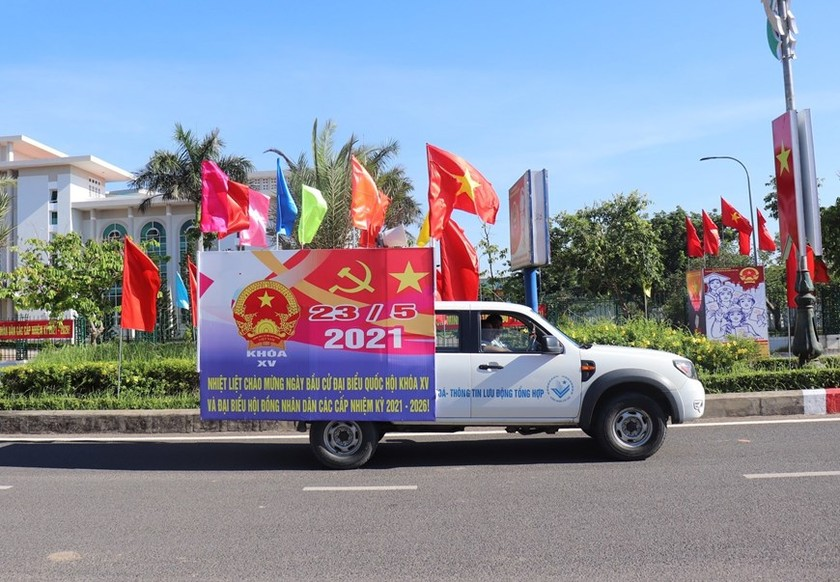 Vietnam ready for election day ảnh 10