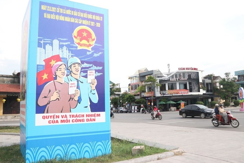 Vietnam ready for election day ảnh 9