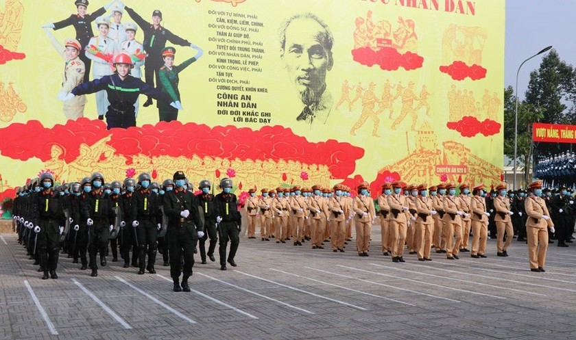 Vietnam ready for election day ảnh 3