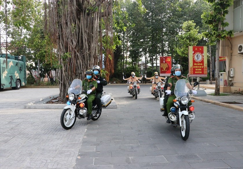 Vietnam ready for election day ảnh 4