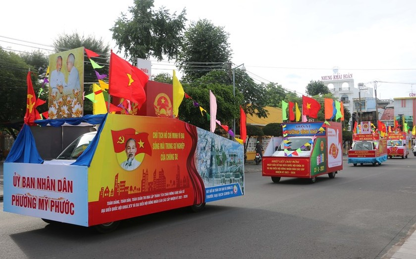 Vietnam ready for election day ảnh 6