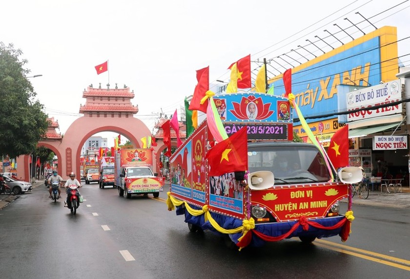 Vietnam ready for election day ảnh 7