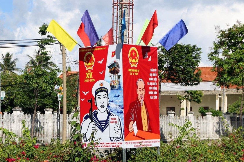 Vietnam ready for election day ảnh 8
