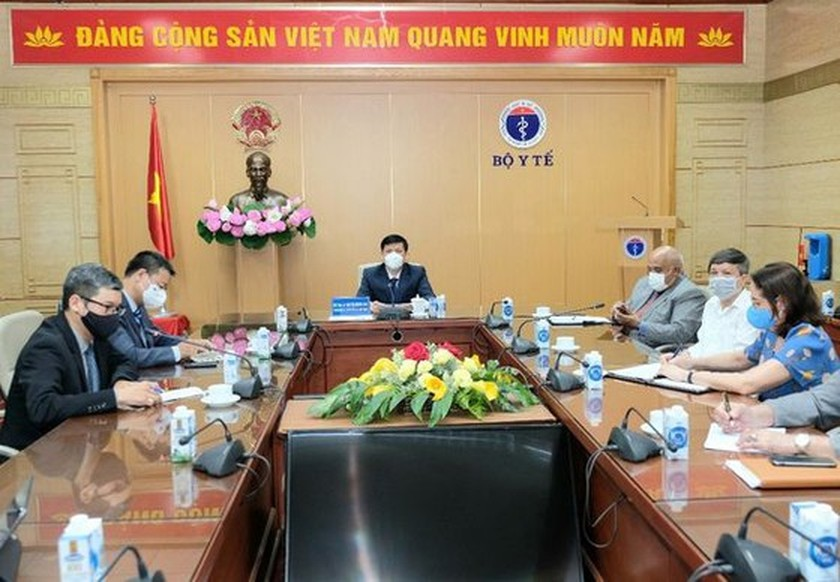 Cuba willing to cooperate with Vietnam in Covid-19 vaccine supply ảnh 1