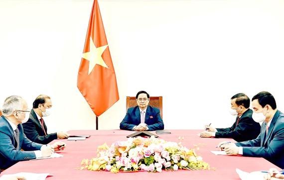 Philippines - important, trustworthy partner of Vietnam: Prime Minister ảnh 1